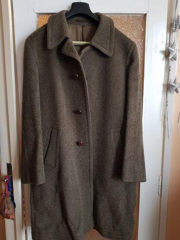 Baggy siva rolka kaschmir vuna - Srbija: Muski kaput,vuna-čoja
