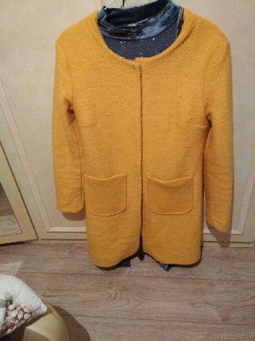 Пальто состоянии нового одето было 1 раз