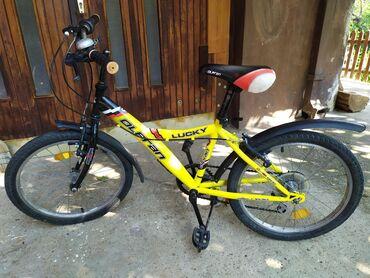 Sport i hobi - Pancevo: Kvalitetna Olpran bicikla na prodaju, odlična, za decu od oko 6 do 12