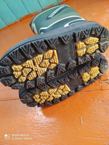 Женская обувь в Каракол: Продаю Сапоги Оригинал -60°  Прошу 3500