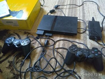 best playstation в Кыргызстан: Sony Playstation 2 продаю,обмен на телефон или планшет,рассмотрю.в