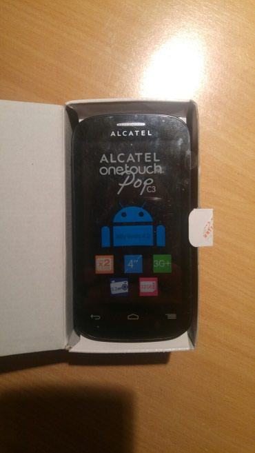 Alcatel Pop C3 ( OT-4033) Nov - Belgrade