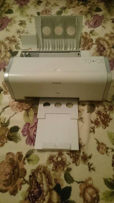 Продаю Принтер cаnon i350 струйный., цветной. В хорошем