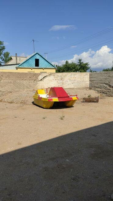 Транспорт - Тамчы: Катамаран сатылат  Сезонго даяр
