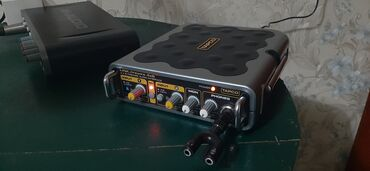 Электроника - Узген: Внешняя звуковая карта(аудио интерфейс)Tapco Link FireWire