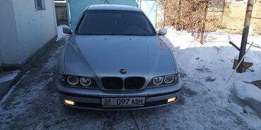 декоративные наволочки лен в Кыргызстан: BMW 5 series 2.5 л. 1996