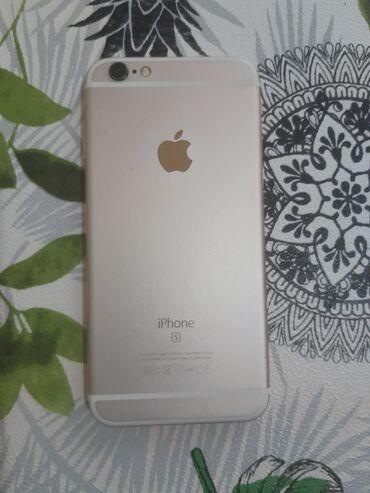 obmen iphone 5 в Кыргызстан: Продаю iPhone 6 S отличном состоянии. Память 16 гб все родное. Тач