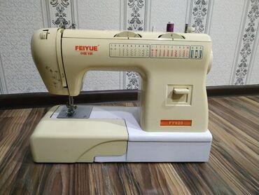 Швейная машинка Feiyue FY920 в хорошем состоянии, рабочая просто надо