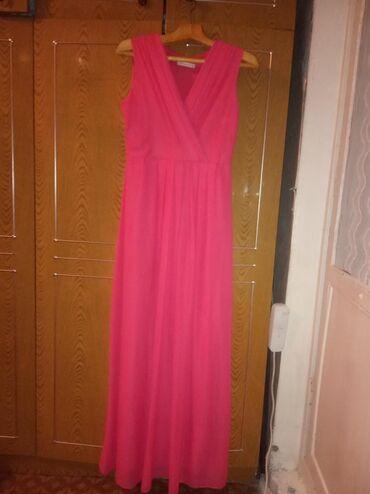 шикарные вечерние платья в пол в Кыргызстан: Красивое платье на подкладке,одела один раз на свадьбу сына,один раз