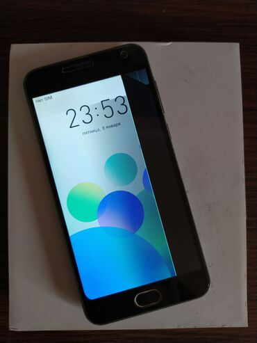 meizu m6s 32gb в Кыргызстан: Продаю Meizu M2 Mini. Экран с трещиной. Сам телефон в рабочем