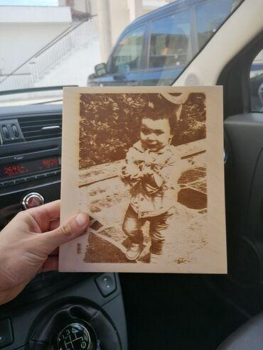 Εκτύπωση φώτογραφιας σε ξύλο