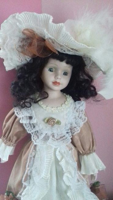 Keramicka lutka..visine 45 cm... - Pozarevac