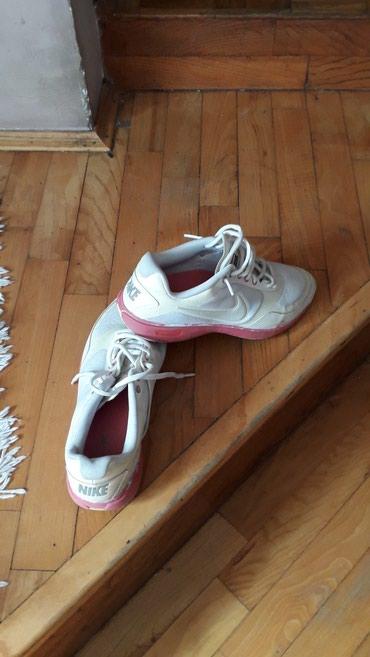 Nike patike 40  25.5  ocuvane - Crvenka