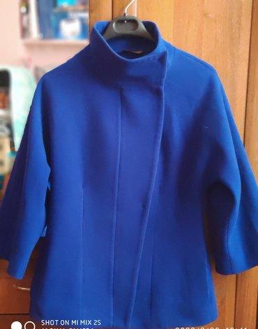 Женские пальто в Кыргызстан: Пальто деми.Состояние идеальное.Не скатывается.Рукава 3/4