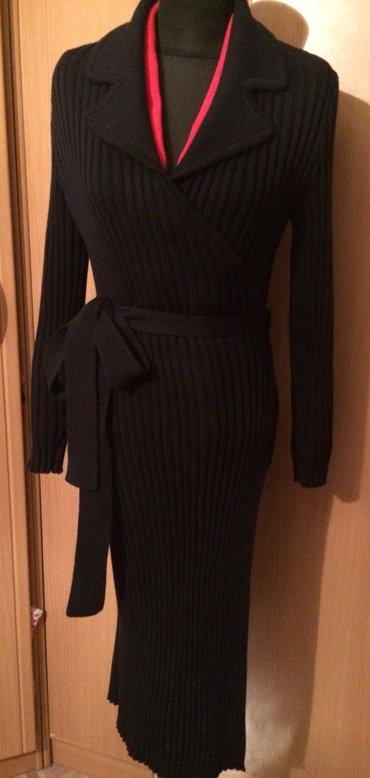 Шикарное вязаное пальто моего в Бишкек