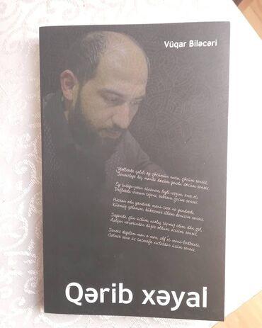 Dəftərxana malları - Azərbaycan: Vuqar Bileceri-Qerib xeyal. Mehdud saydadi almaqa telesin