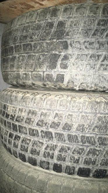 продаю резину на 215/60/16 комплект в Бишкек