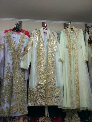 Свадебные платья - Токмак: Женские платья на никях и Келин салом в наличии! также даём тон