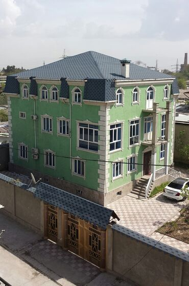 Недвижимость - Таджикистан: 775 кв. м 11 комнат
