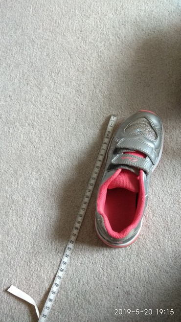 детские кроссовки сороконожки в Азербайджан: Кроссовки на девочку 21 см