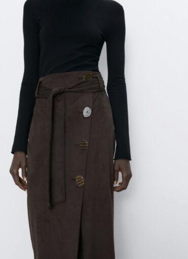 Продаю юбку Zara 100% оригинал в шикарном качестве, абсолютно новое!