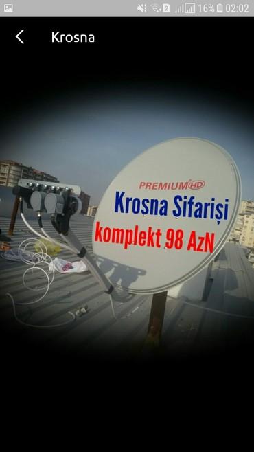 KROSnA в Bakı