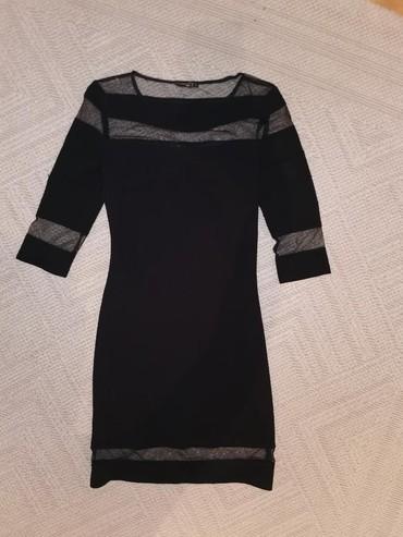 Til elastin crna haljina - Irig