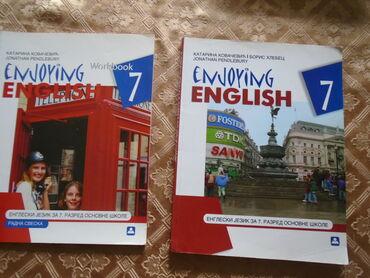 Engleski jezik za 7. razred Osnovne škole, izdavač Zavod za udžbenike
