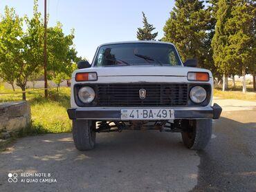 Avtomobillər - Siyəzən: VAZ (LADA) 4x4 Niva 1.7 l. 1982 | 30211 km