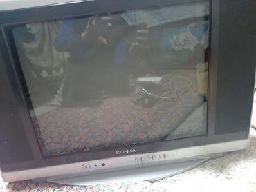 дачи посуточно в Кыргызстан: Привет))продаю старый телевизор конка//все работает отлично просто