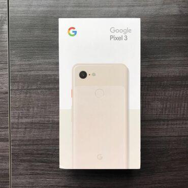 продам почки в Кыргызстан: Продаю новый Google Pixel 3 64GB Not Pink. Абсолютно новый. Запечатанн