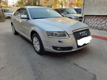 audi a6 2 4 multitronic в Кыргызстан: Audi A6 2.4 л. 2007   221000 км