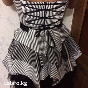 Платье размер м (надевала 1 раз на выпускной в Бишкек