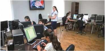 Kompüter kursları   Microsoft Windows, Microsoft Office, Adobe Photoshop   Onlayn, Fərdi, Qrup