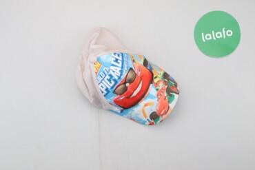 Дитяча кепка Тачки   Напівобхват голови: 15 см Матеріал: 100% бавовна