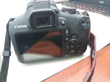 Canon EOS 2000d новый состояние идеальное