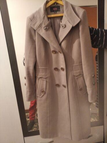 Пальто женское малочно бежывый состояние отличное торг возможен писать