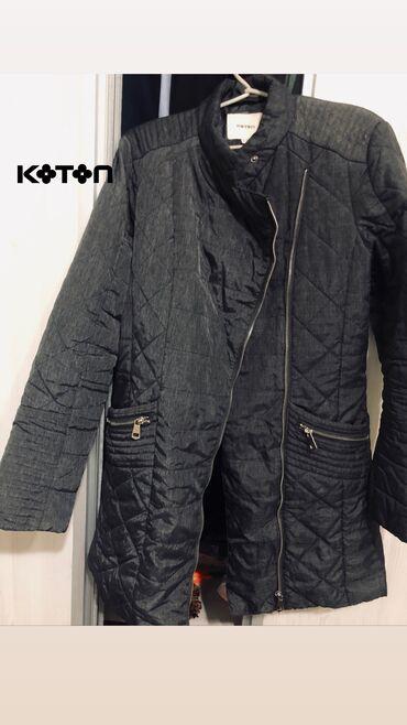 firma koton в Кыргызстан: Серая куртка от Koton 1000 com