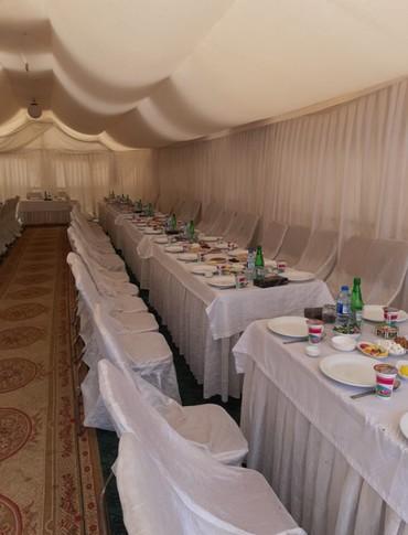 asia-rocsta-18-mt - Azərbaycan: Satılır uzunluğu 18 metr eni 6 metr şekilde gördüyünüz çadırdı