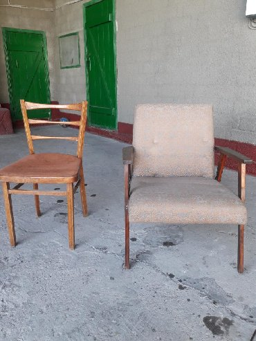 Продаю стулья в хорошем состояние!