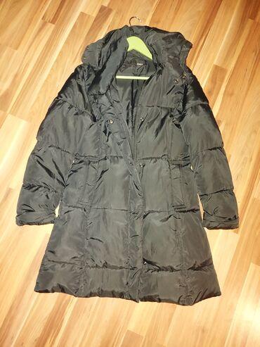 Duza crna jakna, S/M