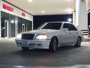 71 elan   NƏQLIYYAT: Mercedes-Benz C 230 2.3 l. 1997   364000 km