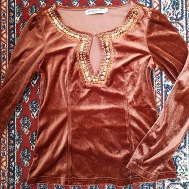 Novo S/M!Svecane bluze sa cirkonima i perlama koje presijaviju kao i - Jagodina