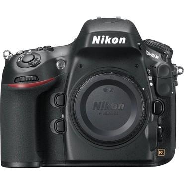 nikon d5300 - Azərbaycan: Nikon D800E Body teze karopkada.10 gune tehvil verilir.Ustunde zavod