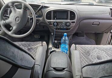 Toyota Sequoia 4.7 л. 2001 | 230000 км