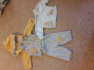 Осень качественный костюм тройка, в Кок-Ой