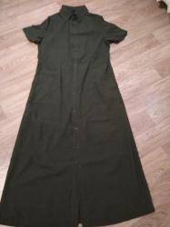 размер 38 м в Кыргызстан: На продажу рубашка платье размер М-38 Турция