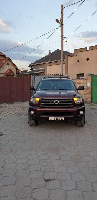 мир шин бишкек в Кыргызстан: Toyota Sequoia 5.7 л. 2008   200 км
