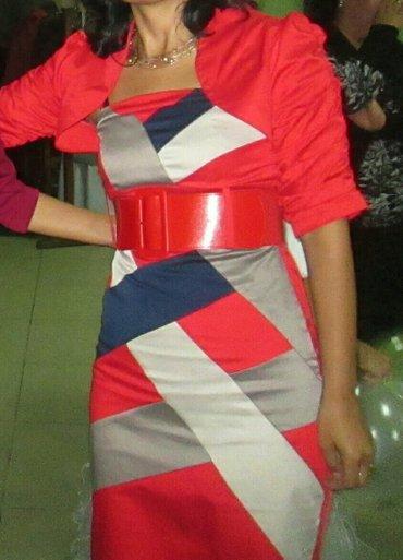 турец платье одевала только один раз. купила за 3700 прошу 1500с 40 ра в Бишкек