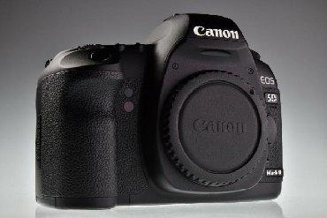 canon eos 5d mark ii в Азербайджан: Canon EOS 5D mark II body 10k probeg